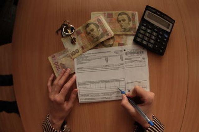 Вгосударстве Украина вводится пеня запросрочку пооплате зажилкомуслуги