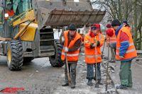 На уборку Нижнего Новгорода от снега область выделит 40 млн рублей.