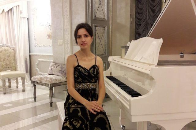 Омская пианистка получила гран-при конкурса им.Гершвина вНью-Йорке