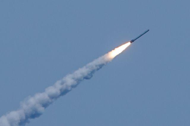 Крылатая ракета «Калибр».