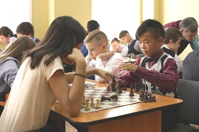Ежемесячно филиалы шахматного клуба Иркутска посещают не менее 400 человек.
