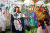 Татарский «Домострой» существенно отличался от русского.