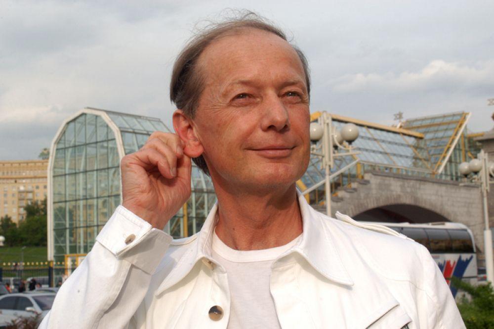 Михаил Задорнов в 2006 году.