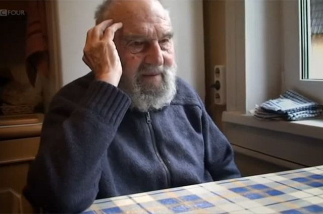 Русский разведчик Джордж Блейк выступил собращением вканун своего 95-летия