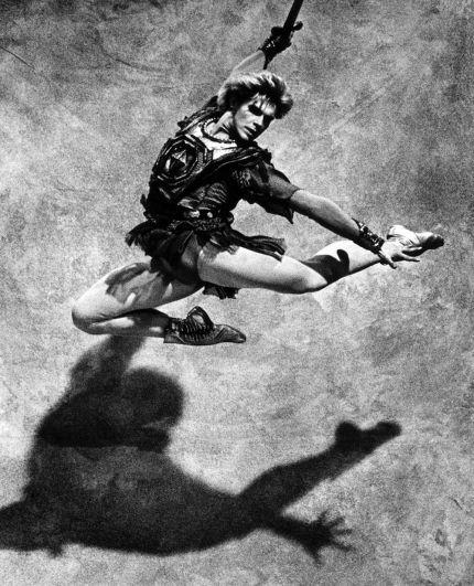 Андрис Лиепа в балете «Иван Грозный», поставленном на сцене Большого театра.