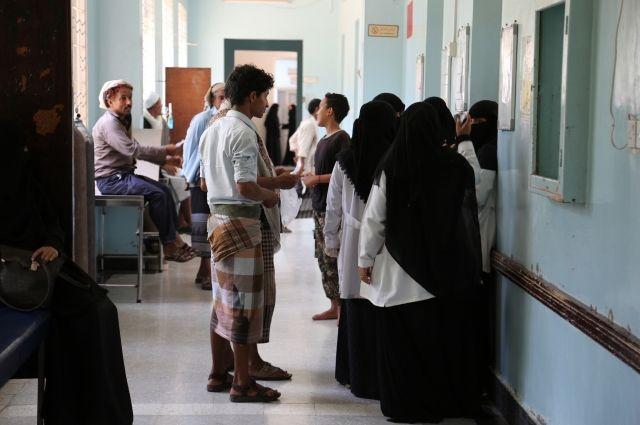 США призывают арабскую коалицию открыть порты Йемена для гуманитарной помощи— госдеп