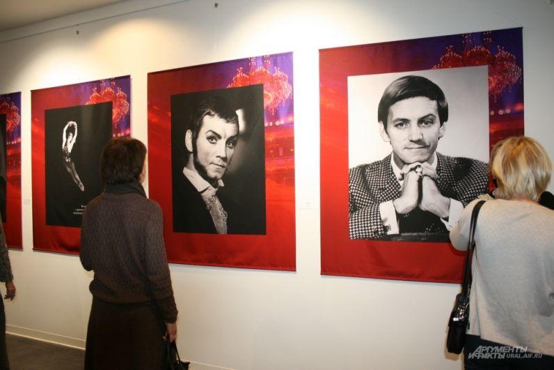 Фотографии легендарного Мариса Лиепы получили вторую жизнь благодаря фотохудожнику Валерии Комиссаровой.