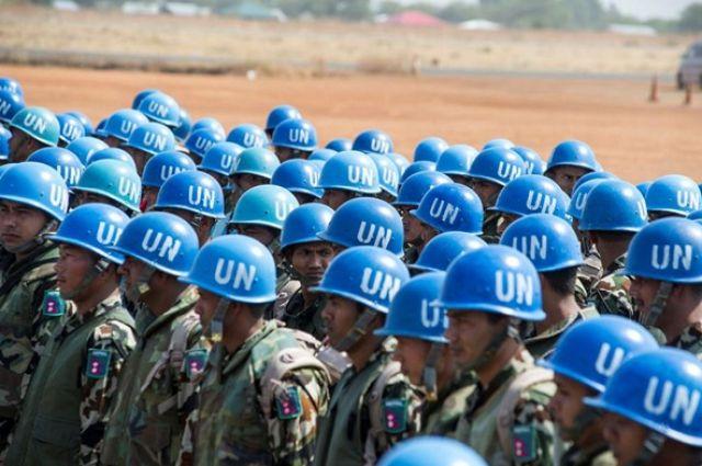 СМИ узнали, сколько миротворцев США хотят расположить вДонбассе