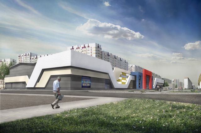 Новый проспект находится возле музея