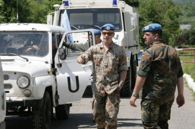 Климкин назвал фактически готовым проект резолюции ООН помиротворцам