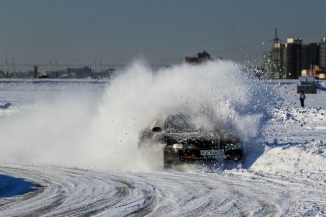 ВКондинском районе началось строительство зимников