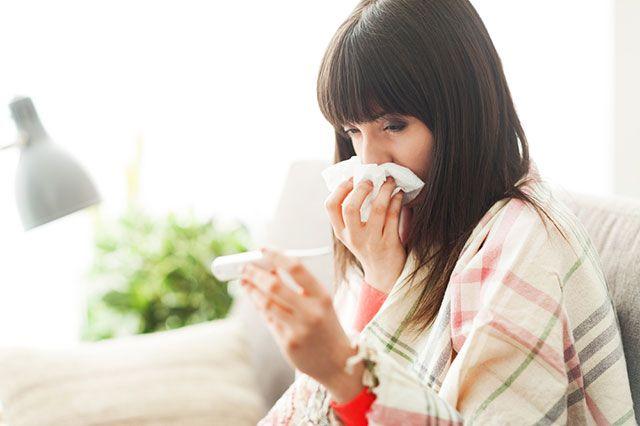 Этот коварный грипп. Как избежать осложнений после болезни