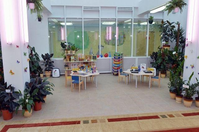 Все ямальские дети от трёх до семи лет посещают детский сад