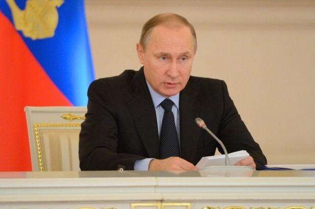 Владимир Путин присвоил заместителю министра внутренних дел поДагестану звание генерал-майора