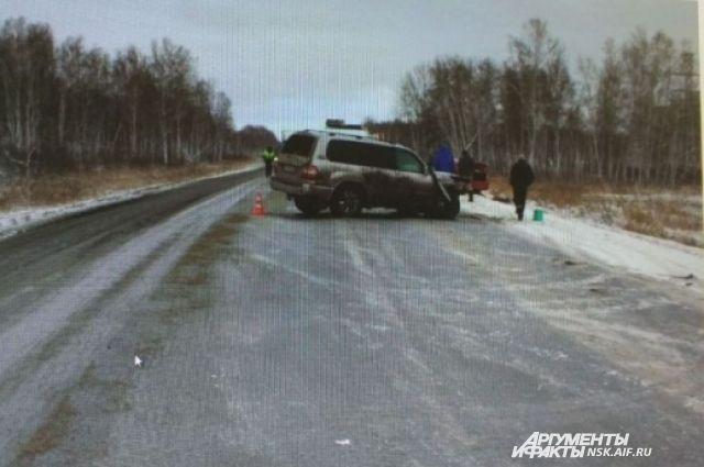 Уместа приземления Гагарина женщина погибла вДТП с«ГАЗелью»