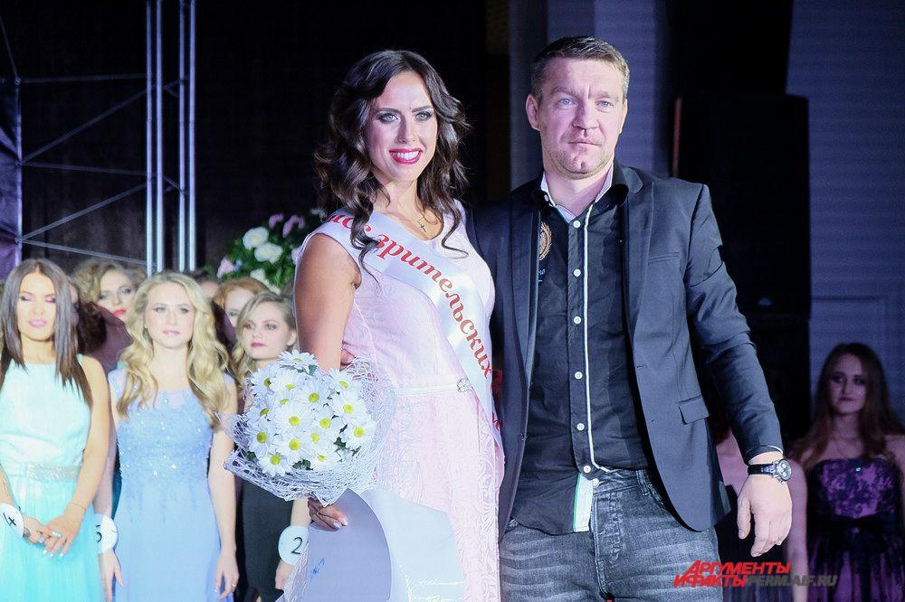 Полина Днистрян была удостоена приза зрительских симпатий.