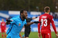 «Балтика» забила 6 безответных мячей московским спартаковцам.
