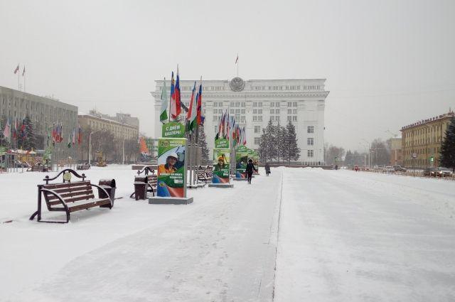 Кемеровских автомобилистов предупредили о плохих погодных условиях.