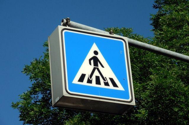 Дорожные знаки в первую очередь будут ставить возле школ.