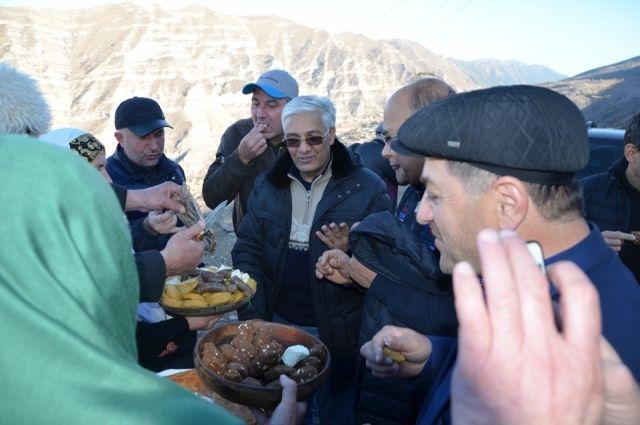Врио руководителя  Дагестана провел рабочую встречу сПолномочным Послом Непала в Российской Федерации