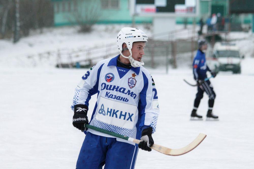Хоккеисты «Динамо-Казань» не были готовы к такой атакующей прыти от иркутян.