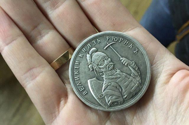 Цена копии – около ста рублей.