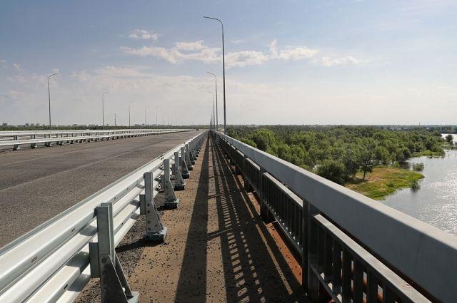 Андрей Бочаров проверит ход возведения моста через Ахтубу