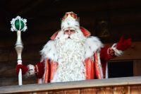 Барнаул - шестой город на путевой карте всероссийского Деда Мороза