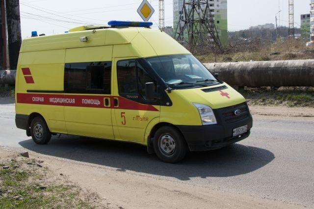 Водитель иномарки скончался до прибытия скорой помощи.