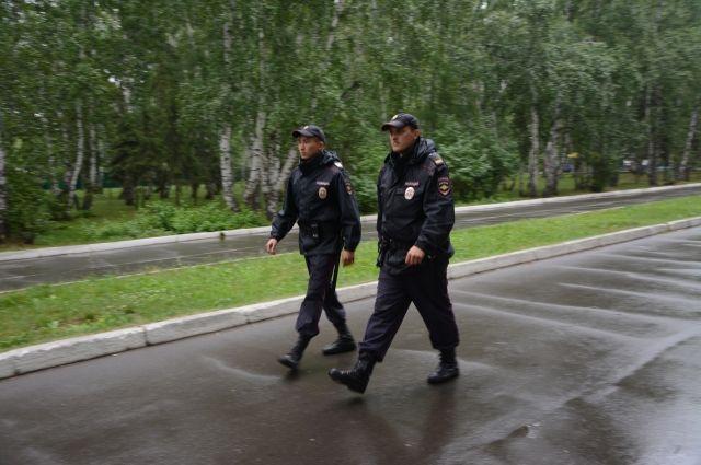 Полицейские ищут похитителя монеты.