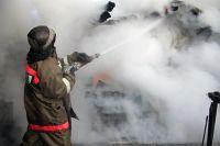 За неделю в Нытвенском районе сгорели два дачных дома.
