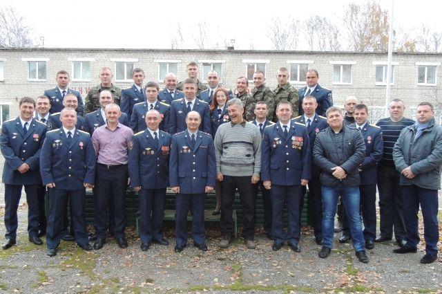 День отряда спецназначения «Берсерк» отметили в нижегородском УФСИН.