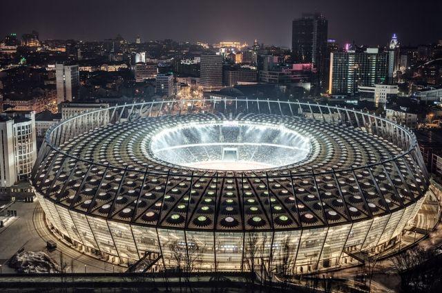 К финалу Лиги Чемпионов УЕФА в Киеве планируют капитально отремонтировать НСК «Олимпийский».