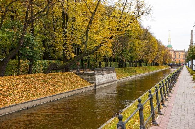 Руководство Петербурга поведало подробности концепции пешеходных пространств Петербурга