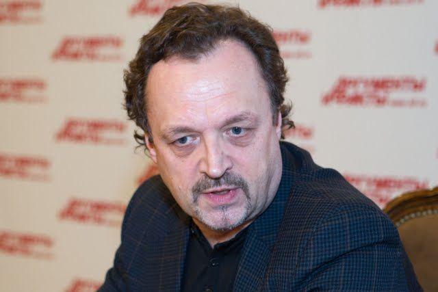 Виктор Гусев.