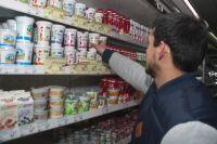 Из 321 пробы молочной продукции не соответствуют требованиям 16,8%.