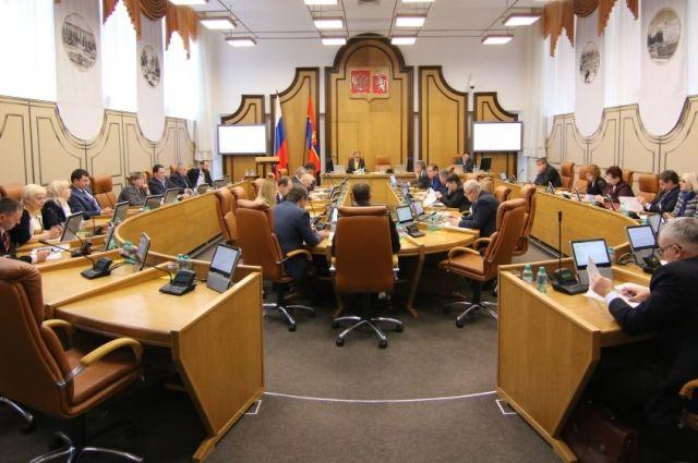 Народные избранники горсовета согласовали кандидатуры заместителей руководителя города