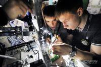 Участники инженерных проектов на шаг впереди сверстников.