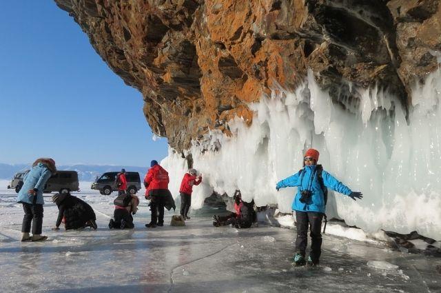 Фотографии с Байкала занимают первую строчку рейтинга природных мест в Инстаграм.