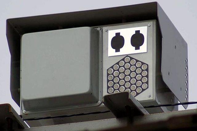 В 2018 году на кемеровских дорогах появятся 10 новых камер видеофиксации.