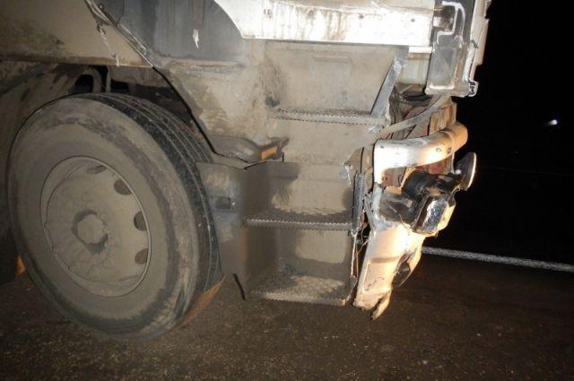 Шофёр  фургона  насмерть сбил пешехода натрассе вБузулукском районе
