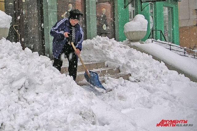 Нижегородцев предупредили о дожде и мокром снеге.