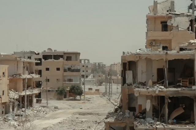 SDF обеспечили отход изРакки около 250 боевиковИГ