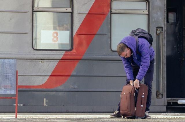 Между Ставрополем иАдлером будет курсировать постоянный поезд