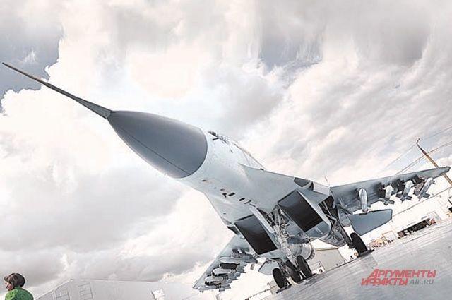 Заводские тестирования первых истребителей МиГ-35 вЛуховицах завершат доконца года