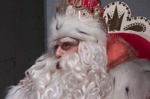Дед Мороз заготовил немало подарков для жителей Новосибирска