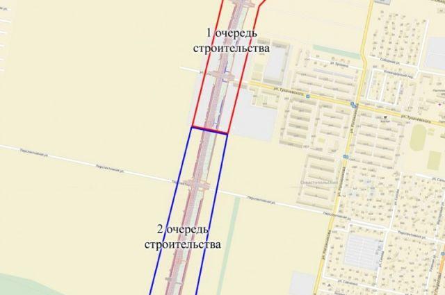Открытие Безымянного проспекта перенесли вСтаврополе на неизвестный срок