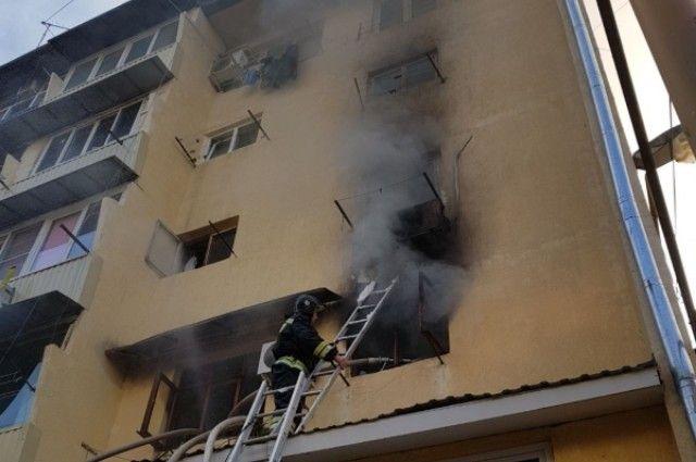 Власти Сочи уточнили число пострадавших при пожаре в общежитии
