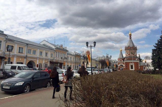Юлия Рыбакова— опрограмме празднования Дня Золотого кольца