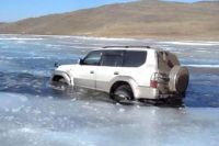 Первый случай провала автомобиля в этом году уже зафиксировали.